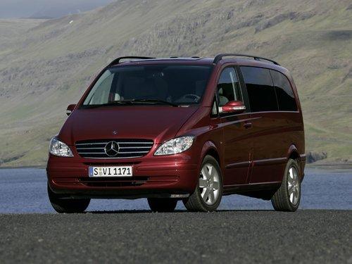 Mercedes-Benz Viano 2003 - 2010