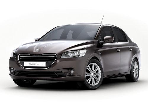 Peugeot 301 2013 - 2016