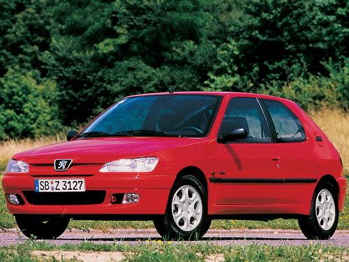 Peugeot 306 1997 - 2002