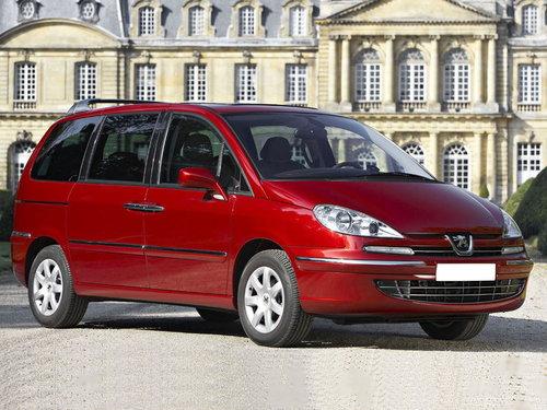 Peugeot 807 2008 - 2014