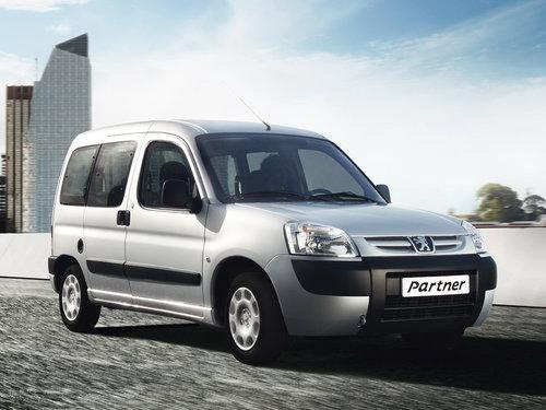 Peugeot Partner Origin 2008 - 2011