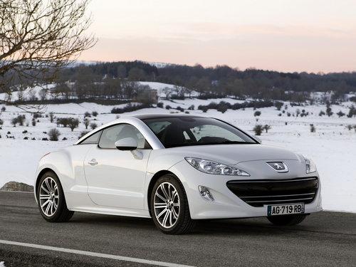 Peugeot RCZ 2010 - 2013