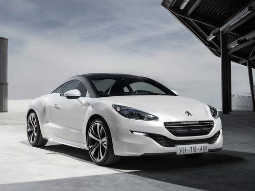 Peugeot RCZ 2013 - 2015