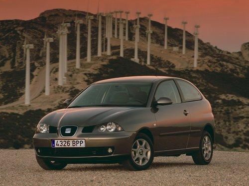 SEAT Ibiza 2002 - 2006