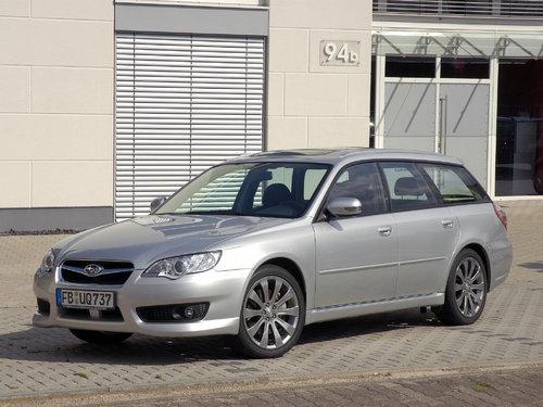 Subaru Legacy 2006 - 2009