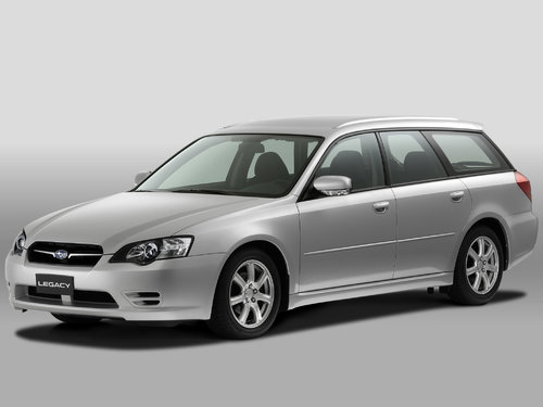Subaru Legacy 2003 - 2007