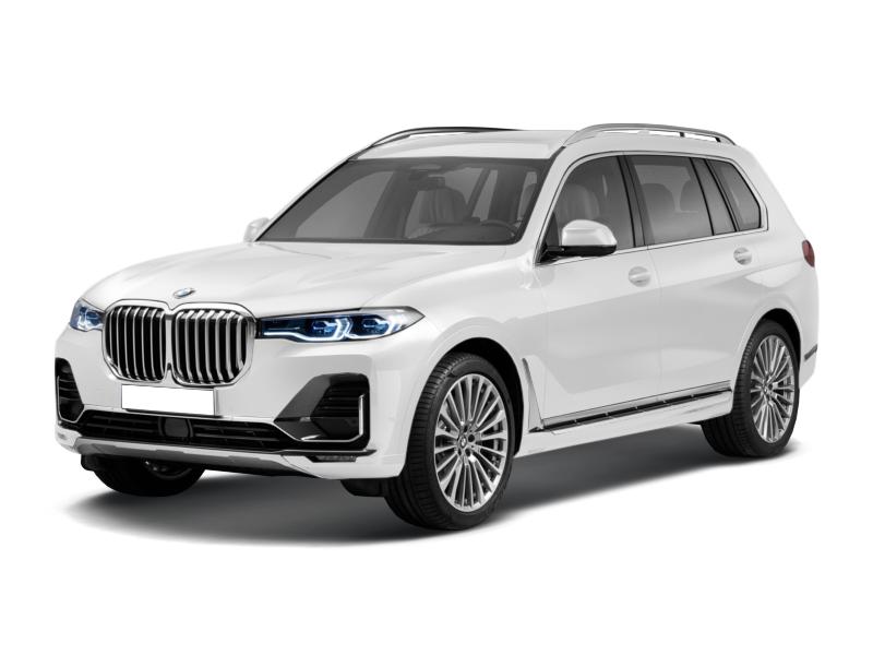 BMW X7, 2019 год, 6 666 666 руб.