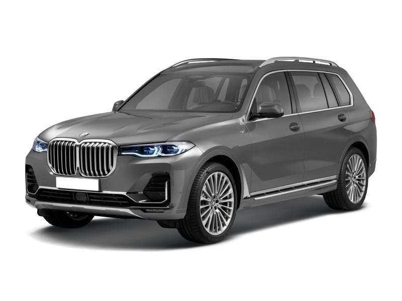 BMW X7, 2019 год, 7 599 000 руб.