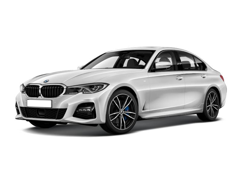 Хабаровск BMW 3-Series 2018