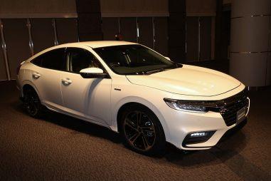 Honda представила новый Insight в спецификации для Японии