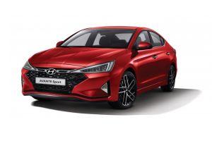 Обновленная Hyundai Elantra обзавелась версией Sport
