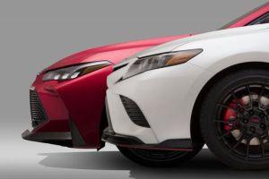 Американские Toyota Camry и Avalon получат заводской тюнинг от TRD