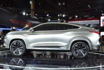 Серийная версия купе-кроссовера Fiat будет опираться на базу Jeep Renegade.