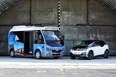 Турки использовали «начинку» от BMW i3 для городского электробуса