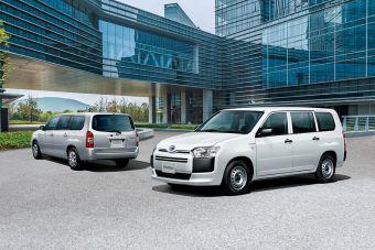 Продажи Toyota Probox Hybrid в Японии начнутся 3 декабря.