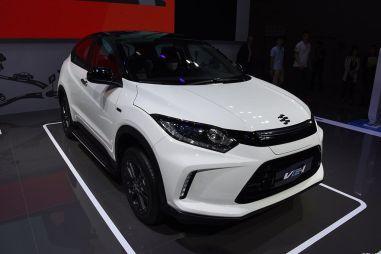 Honda выпустила электромобиль на базе кроссовера Vezel