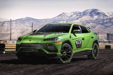 Lamborghini запустит монокубок на кроссоверах Urus