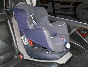 До 27 ноября автоинспекторы усилят контроль за водителями, перевозящими юных пассажиров.