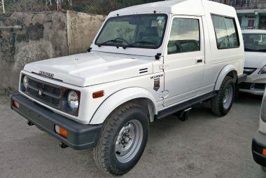 Suzuki готовится снять с производства Jimny 80-х годов