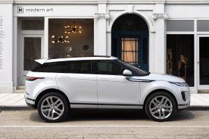 В Лондоне показали Range Rover Evoque второго поколения
