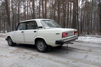 В 80-е было собрано несколько сотен таких машин.