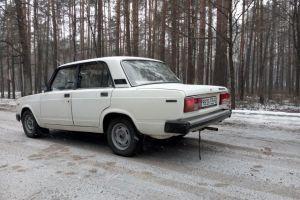 В Белоруссии нашли редчайшие «Жигули» — со штатным «автоматом»