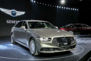 Hyundai подверг Genesis G90 глубокой модернизации