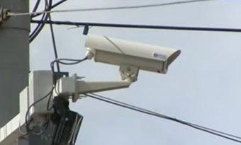 Камеры выявляют пересечение стоп-линии и проезд на запрещающий сигнал светофора.