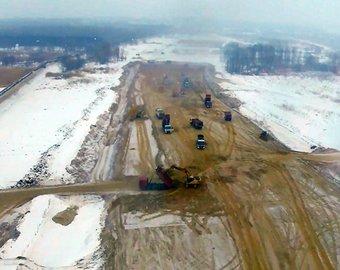 Условия софинансирования стройки изменились по соглашению краевого правительства и Росавтодора.