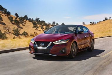 Nissan представил Maxima 2019: внешность новая, моторы старые