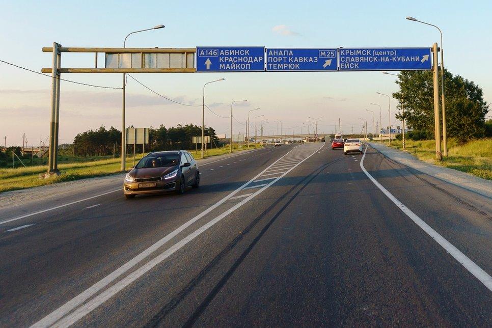 Движение грузовиков до конца лета ограничат на Кубани