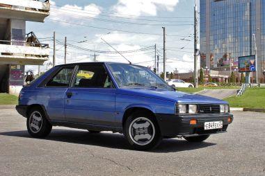 Народное ретро. Renault11 Turbo 1984года. Даунсайзинг, дубль первый