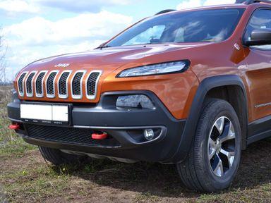 Jeep Cherokee 2014 отзыв автора | Дата публикации 29.03.2016.