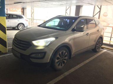 Hyundai Santa Fe 2013 отзыв автора | Дата публикации 01.11.2018.