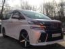 Отзыв о Toyota Vellfire, 2015