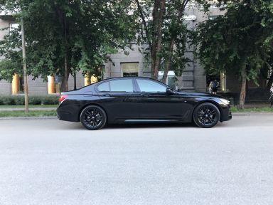 BMW 7-Series, 2017