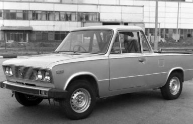 Лада 2103, 1974