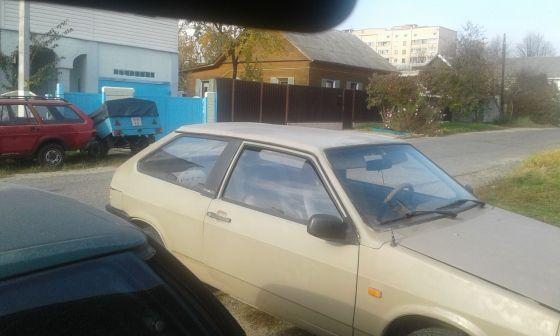 Лада 2108 1987 - отзыв владельца