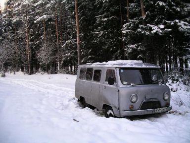 УАЗ Буханка, 1993