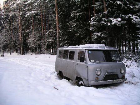 УАЗ Буханка 1993 - отзыв владельца