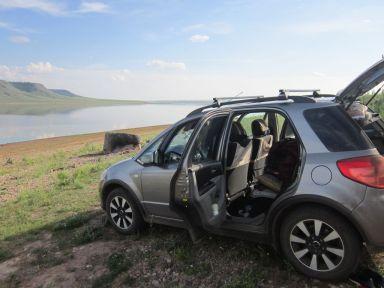 Suzuki SX4, 2011
