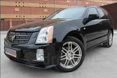 Cadillac SRX 2008 отзыв автора | Дата публикации 05.11.2018.
