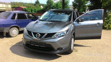 Nissan Qashqai, 2016