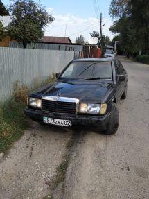 Mercedes-Benz 190, 1988