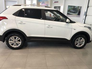 Hyundai Creta 2018 отзыв автора | Дата публикации 06.11.2018.