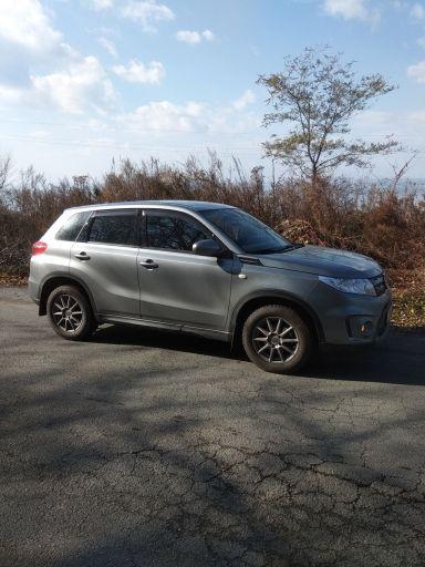 Suzuki Vitara 2017 отзыв автора | Дата публикации 09.11.2018.