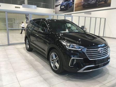 Hyundai Grand Santa Fe 2016 - отзыв владельца