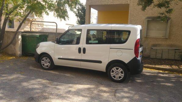 Fiat Doblo 2018 - отзыв владельца