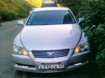 Toyota Mark X, 2006