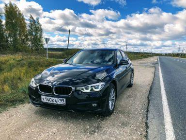 BMW 3-Series, 2017